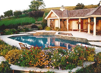 InGround Swimming Pools - Middlefield CT