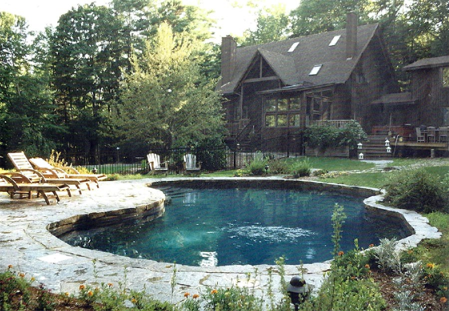 Gunite Pool Contractors | West Hartford CT | Landmark ...
